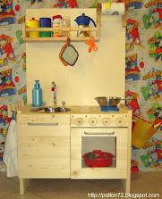 La cucina del Topastro