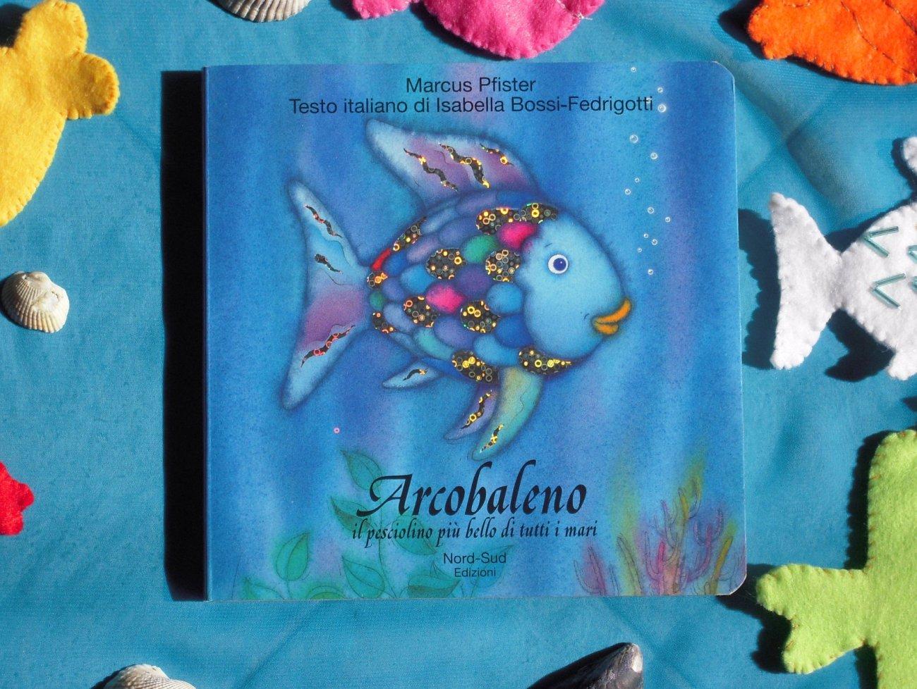 Mamma claudia e le avventure del topastro i venerd del for Disegni pesciolino arcobaleno