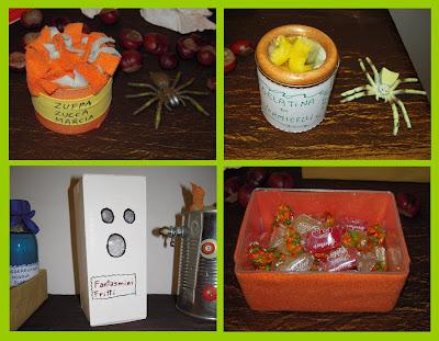La scatolina di plastica con le caramelle conteneva i cotton fioc bce4a8795822