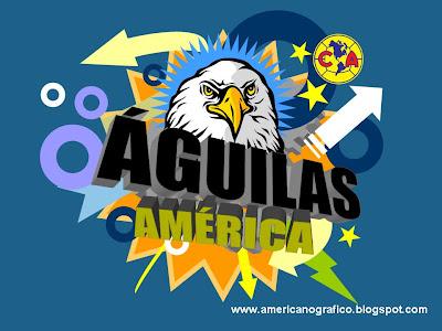 wallpaper de las aguilas del america