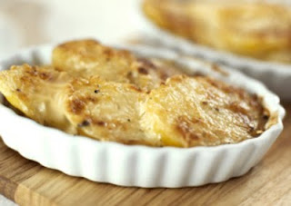 Scalloped Potatoes with Leeks Recipe