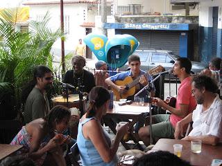 samba bar