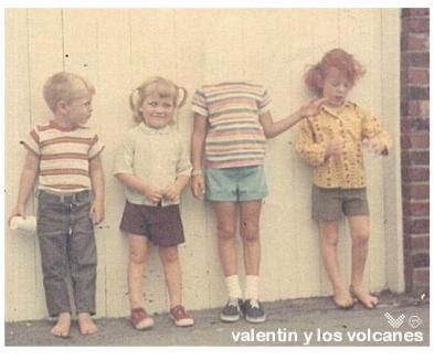 valetin y los volcanes