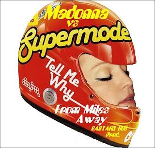 Supermode vs Madonna - Bastard Bob Mash