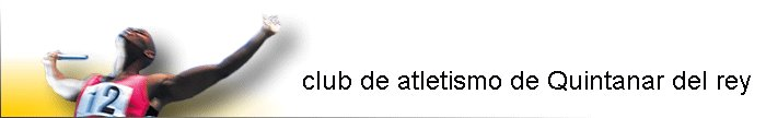 club de atletismo de quintanar del rey