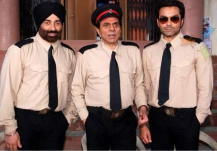 Yamla Pagla Deewana Movie