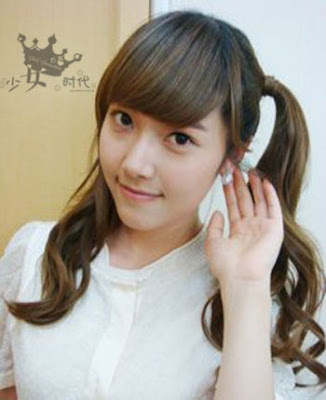 SNSD (Girl's Generation) Jessica Before:
