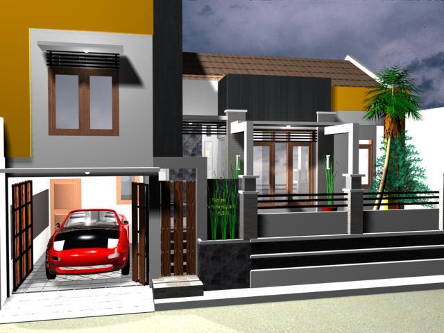 rumah j jasa konstruksi perencanaan dg desain 3d