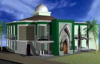 etika dalam masjid