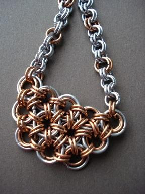 FREE CHAINMAILLE PATTERNS - Patterns 2013