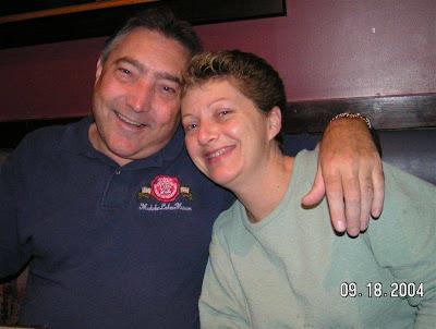 Peter Laurence & wife Lynne