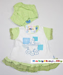 2 pcs Peter Rabbit Dress PR003