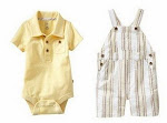 GAP ROMPER &amp; OVERALL SET GAP012