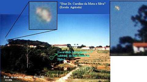Nave Venusiana em Pinhal, SP - Brasil 30-11-1996
