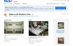 Madeira Flor no Flickr....