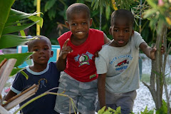 The Boys in Haiti!