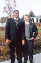 Elder Leishman and Elder Tomasi