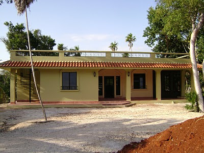 Our Little Slice Of Paradise In Belize Big Progress At