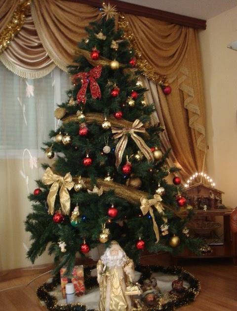 Porqu se festeja navidad el 6 de enero guia armenia menc - Como se adorna un arbol de navidad ...