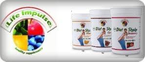 Life Impulse BIO táplálékkiegészítők, fogyókúra, egészségmegőrzés