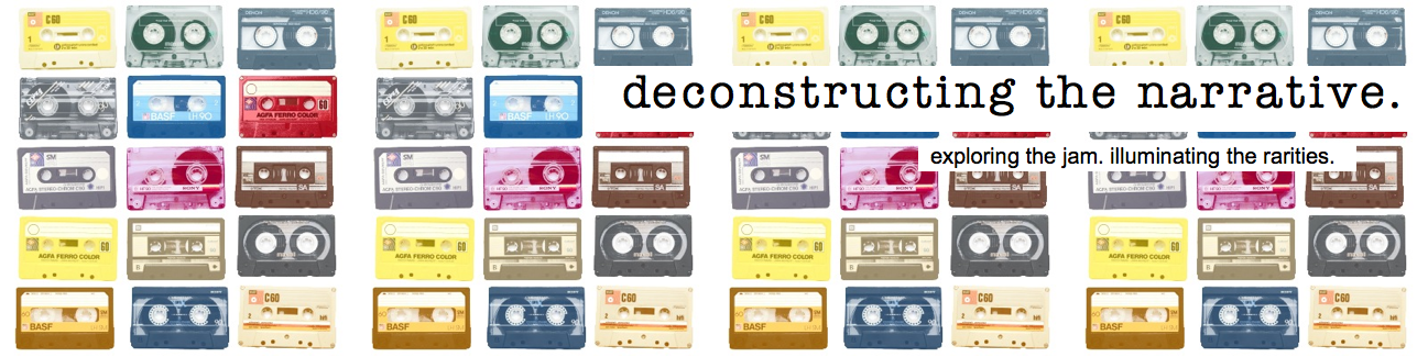 deconstructing        the  narrative