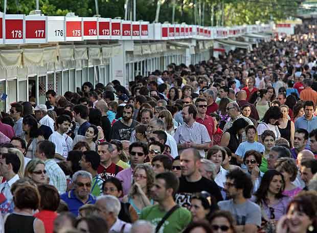 La Feria del Libro de Madrid es la más importante de toda España