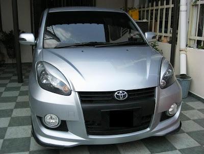 Toyota Myvi