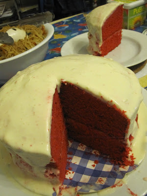 Swans Down Red Velvet Cake Recipe