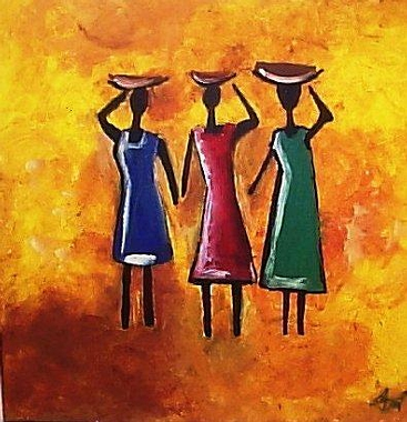 African  on Art Paintings African Aboriginal    Paintings For Web Search