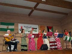 Festival flamenc pro sahrauí