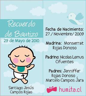 ENCINTADOS BAUTIZO BABY SHOWER MATRIMONIO GRADUACION CONFIRMACION
