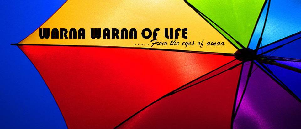 warna warna of life