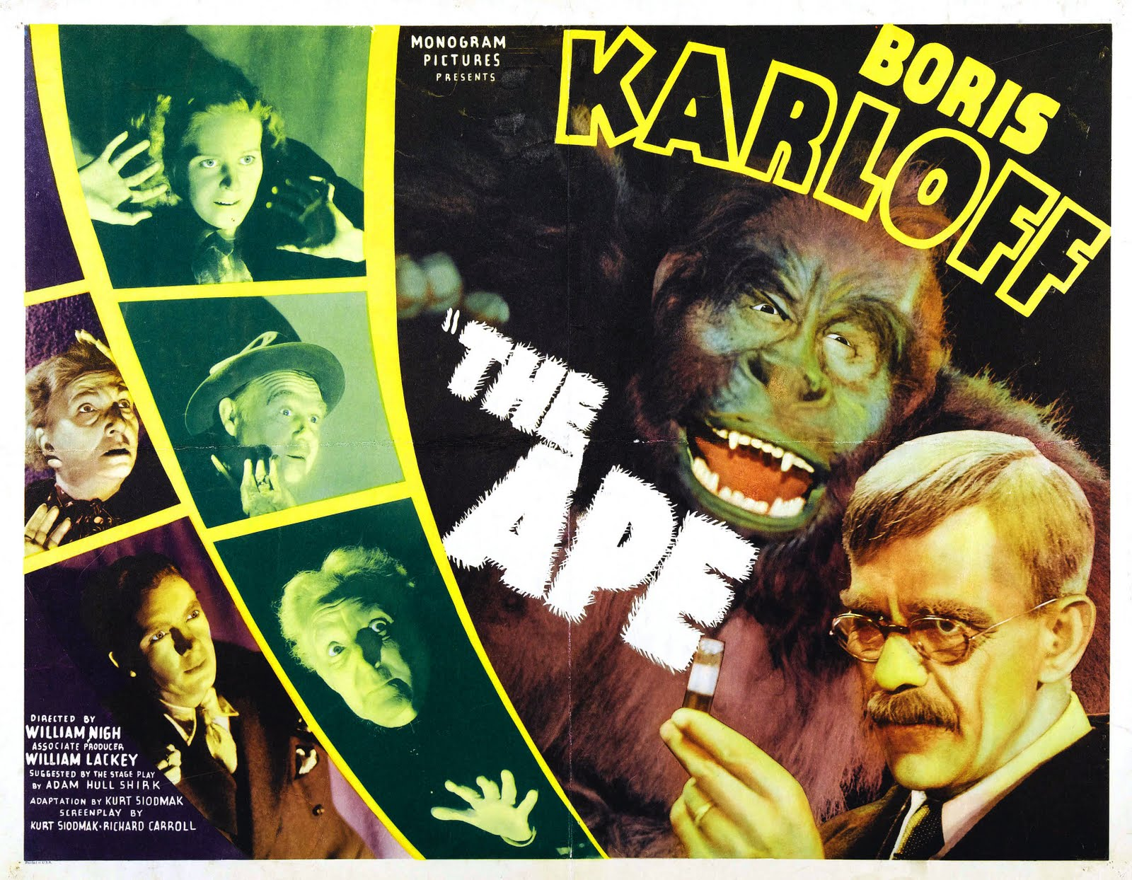 Famous Old Movie Posters