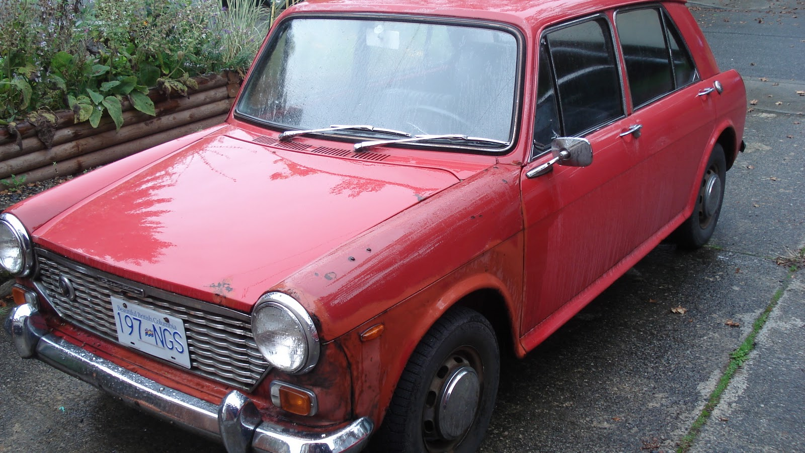 1968 austin 1100 mk ii austin 1100 pictures as it is today for Red barn motors austin