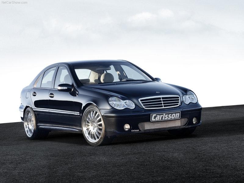 Rank carlsson car pictures 2000 carlsson mercedes benz c for Mercedes benz c class 2000