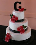 Meredith's Wedding Cake