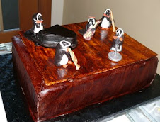 Seth's Groom's Cake