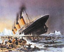 el titanic se hunde en el proyecto maja