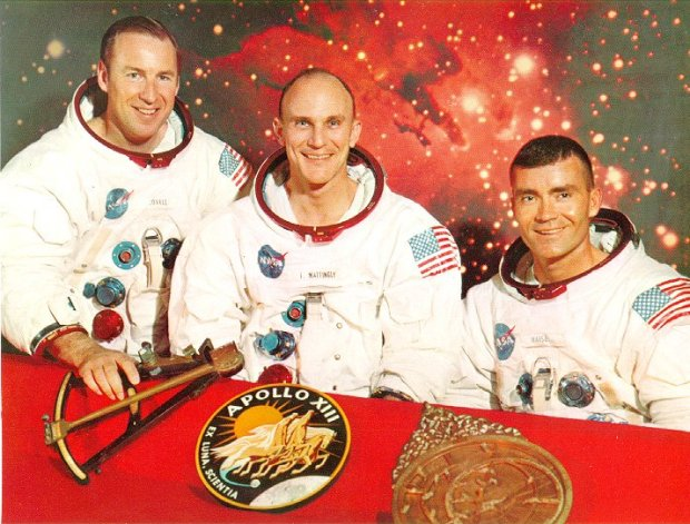 apollo 13 crew - photo #5