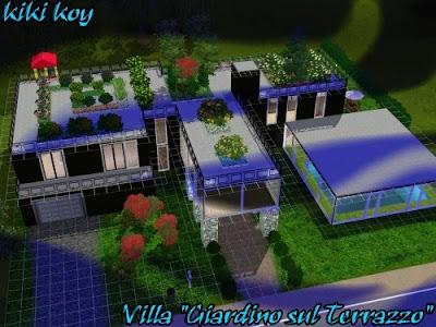 Kiki koy 4 the sims case per grandi famiglie ma non for Deckplan com piani di coperta gratuiti