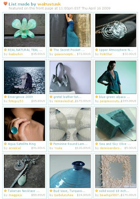 desert to ocean etsy treasury