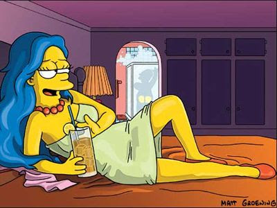 Fotos De Marge Simpson Desnuda Para La Revista Playboy