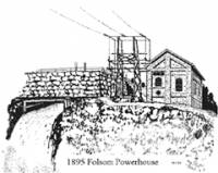 Folsom Powerhouse 1895