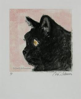 Cat - A Purrfect Vision By Cori Solomon