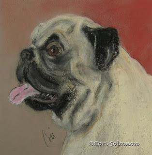 Pug - Pugster By Cori Solomon