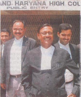 भाजपा के सत्यपाल जैन ने हाईकोर्ट में मोर्चा संभाल लिया
