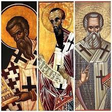 Sfintii Capadocieni