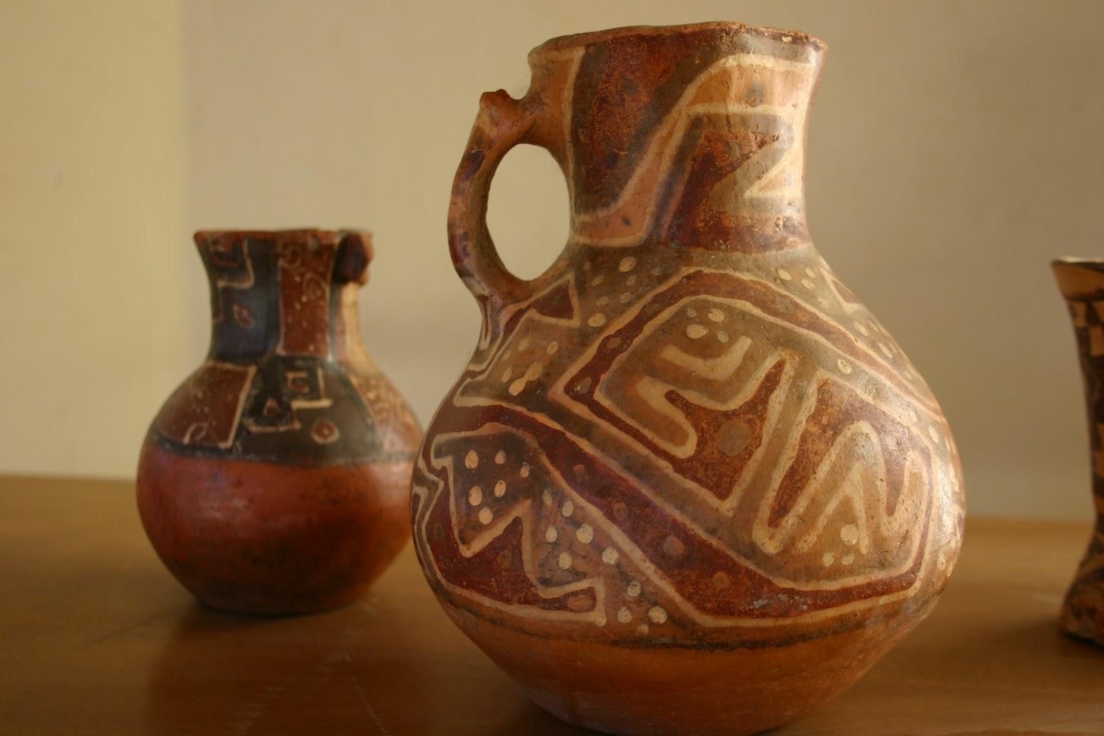 Tierra de vientos cultura 08 for Materiales para ceramica artesanal