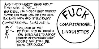 Fuck computational linguists