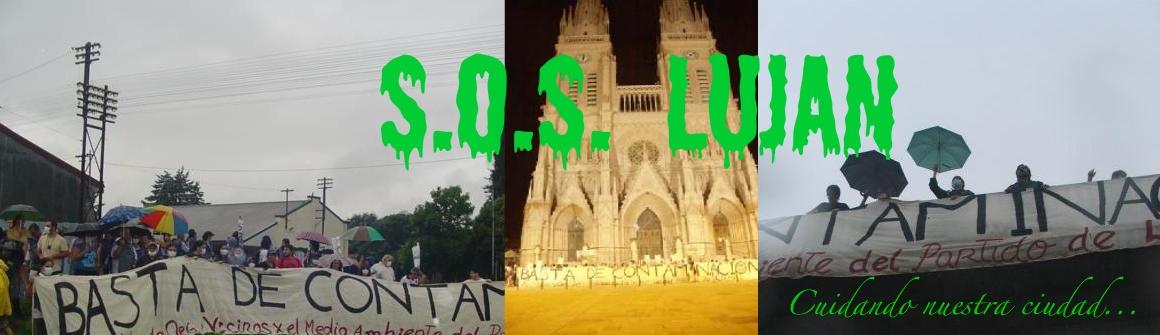 S.O.S. Luján                           - Cuidando nuestra ciudad